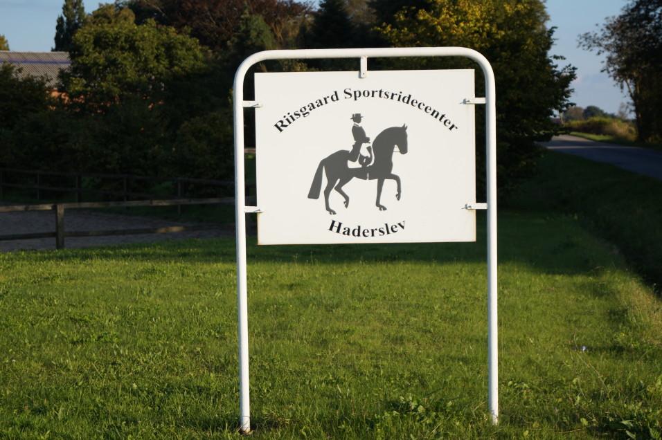 Velkommen til Riisgaard Sportsridecenter